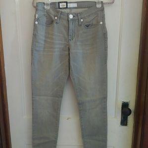 Rock & Republic women's grey skinny jeans